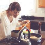 Stressaantuneen tulisi syödä ravintorikasta, monipuolista ja helposti sulavaa ruokaa.