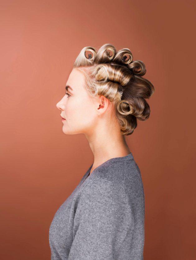 Tällä tyylillä kihartaen hiuksista tulee kauniin symmetriset 3b88105552