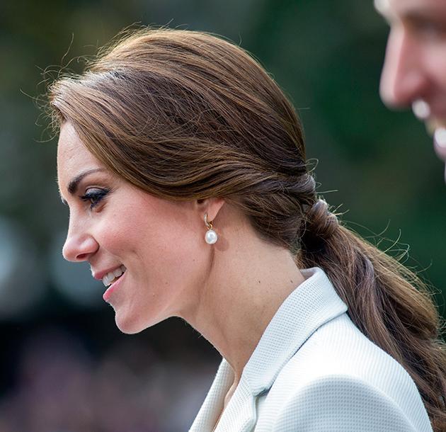 Herttuatar Catherinen hiustyylit – näillä luottokampauksilla pärjää joka tilanteessa