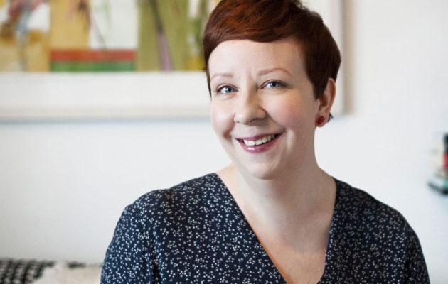 Jenni Kokander vuonna 2016. Anna.fi