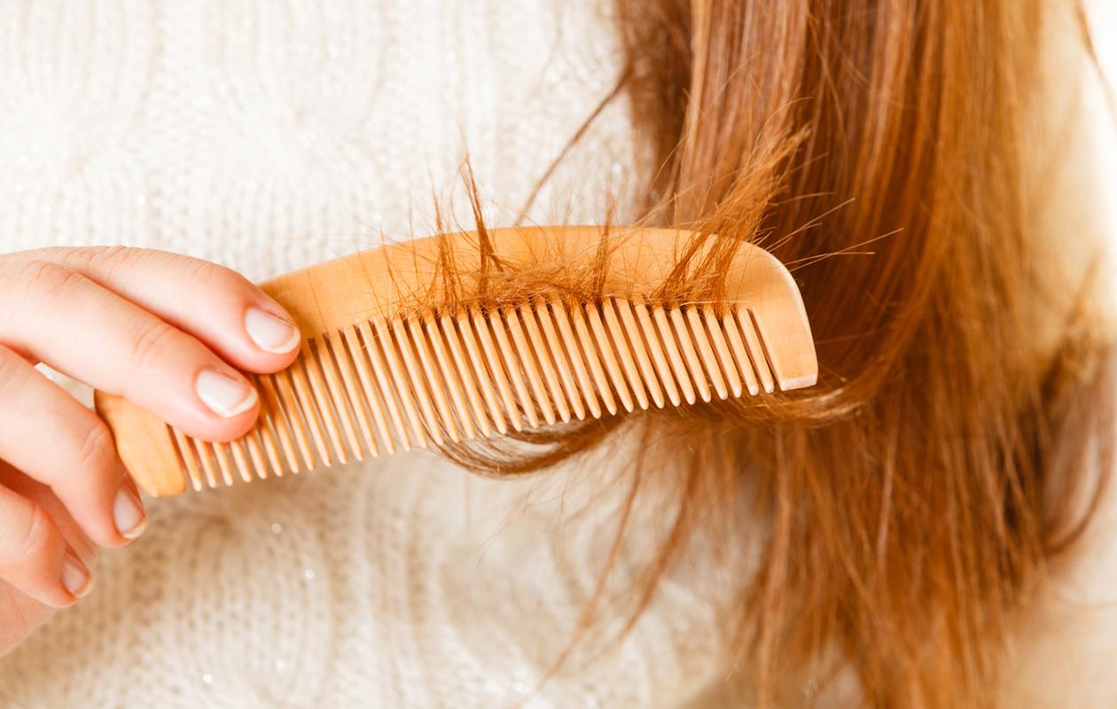 kuivat ja katkeilevat hiukset