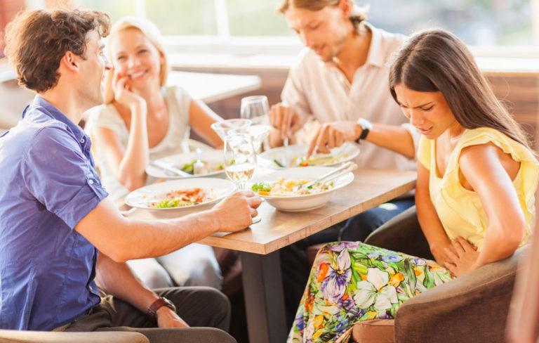 Vatsavaivat voivat johtua muustakin kuin sopimattomasta ruoasta.