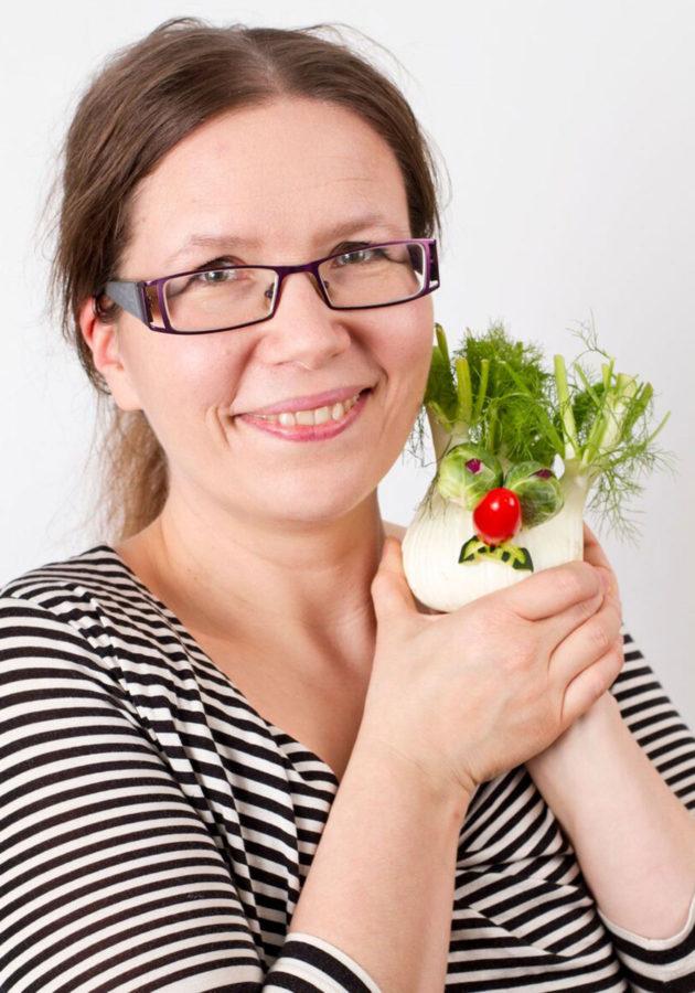 Nina Sarell karisti raskauskilonsa 50:50-dieetillä.