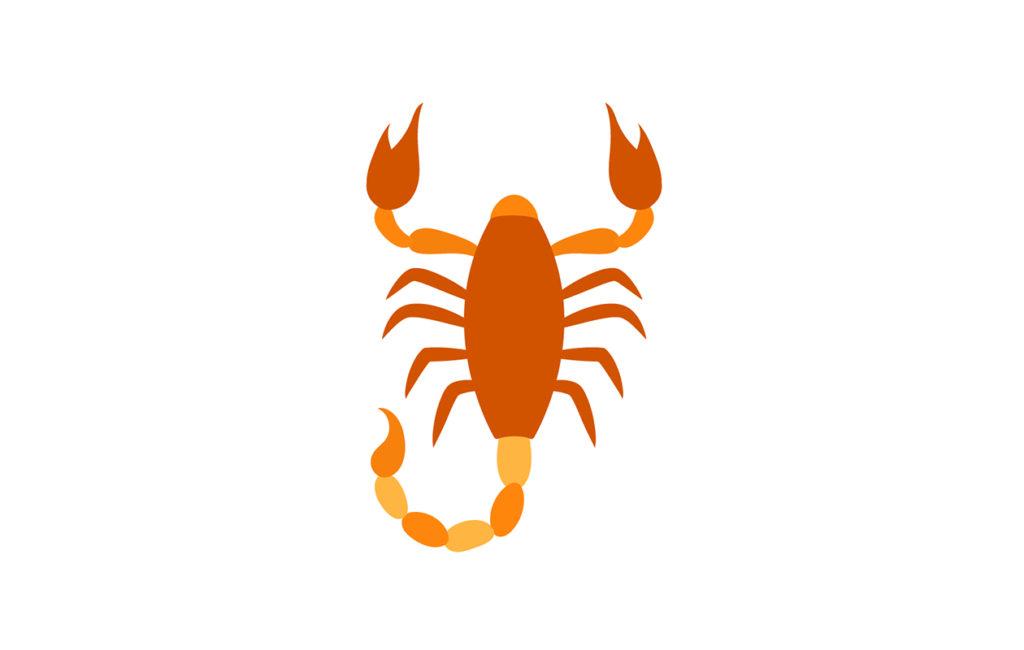skorpioni ja kalat