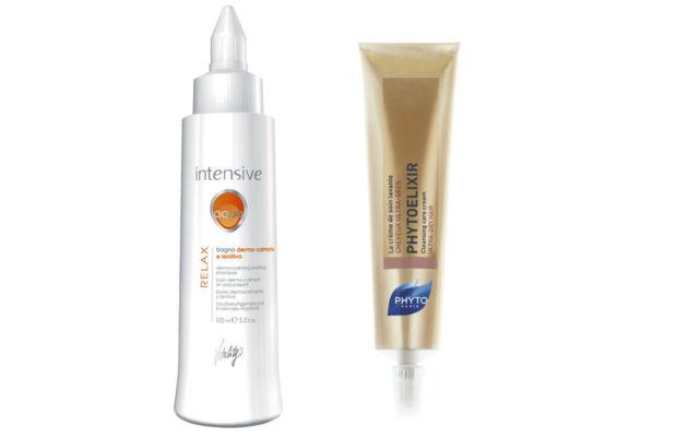Intensive Aqua Relax ja Phytoelixir Cleansing Care Cream