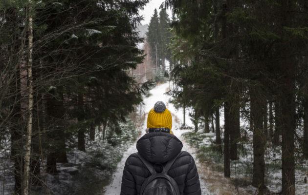Tee lähes joka päivä 30 minuutin kävelylenkkejä, edistät hyvinvointiasi.