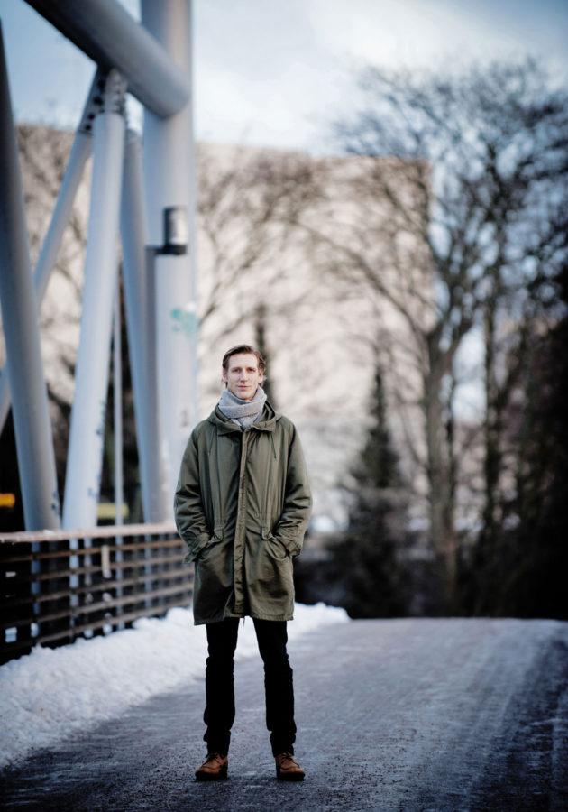 Pekka Strang tuli isäksi 26-vuotiaana.