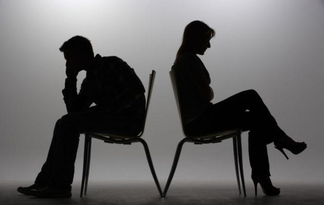 Riitatilanteessa tunnekylmä puoliso ei edes halua kuunnella tai puhua.