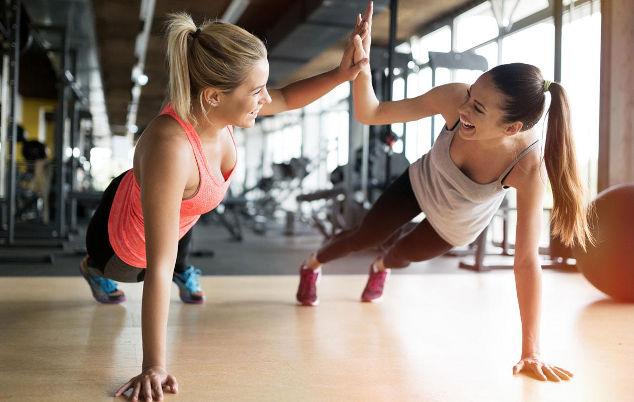 Syö ja liiku vartalotyypillesi sopivalla tavalla.