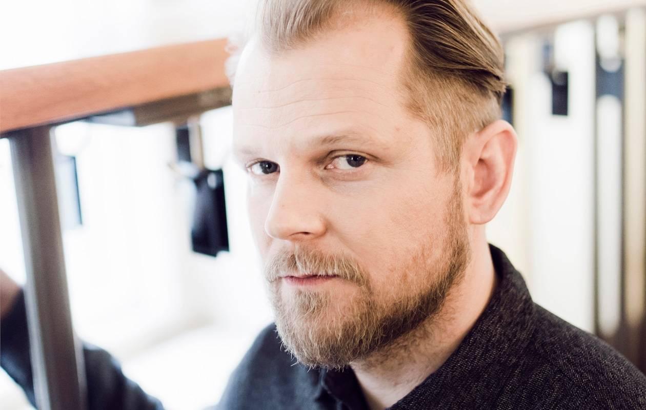 Antti Luusuaniemi uskoo, että hänellä ei olisi perhettä ilman vaimoaan Liliä.