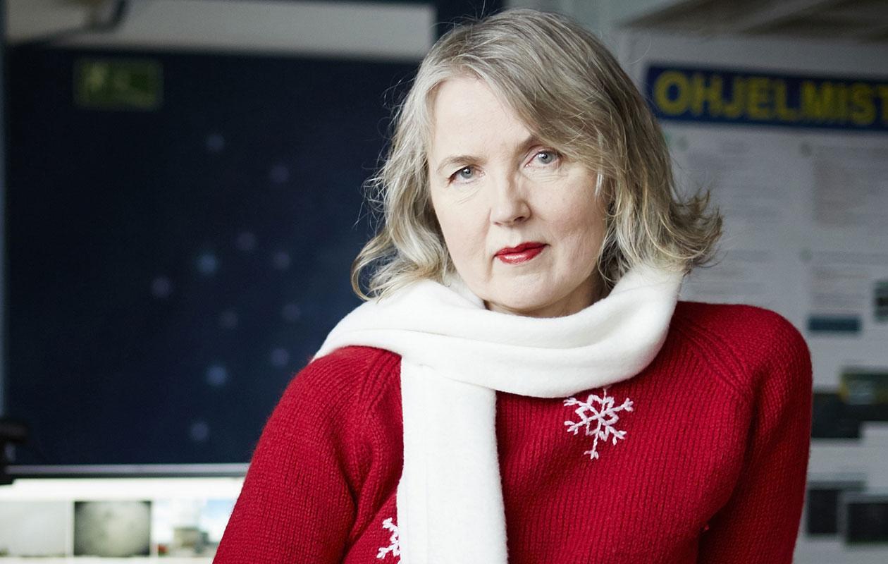 Heli Heino kirjoitti seksuaalisesta heräämisestään kirjan Venuksen vuosi.