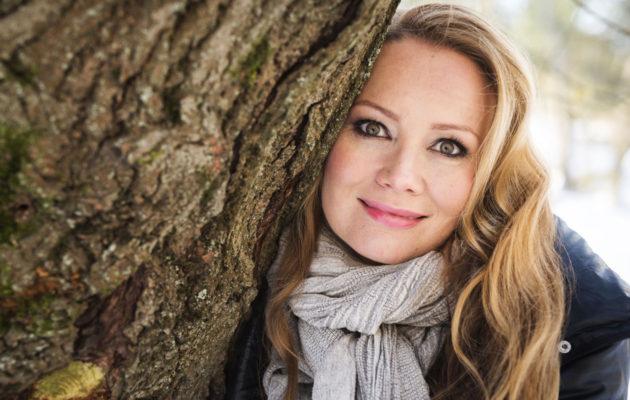 Marja Hintikka on nyt myös tyttölapsen äiti.