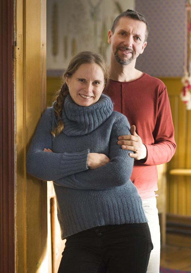 Jens Österåker ehdotti vaimolleen Marialle omavaraiskokeilua kuusi vuotta sitten.