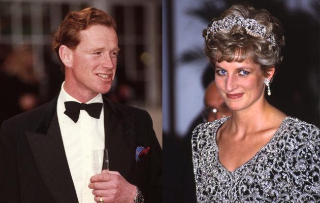 Tällainen oli prinsessa Dianan ja Jamess Hewittin rakkaustarina