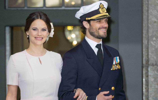 Prinsessa Sofia ja prinssi Carl Philip odottavat toista lastaan.