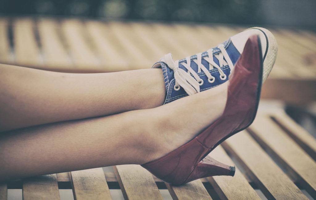 Αποτέλεσμα εικόνας για different pair of shoes