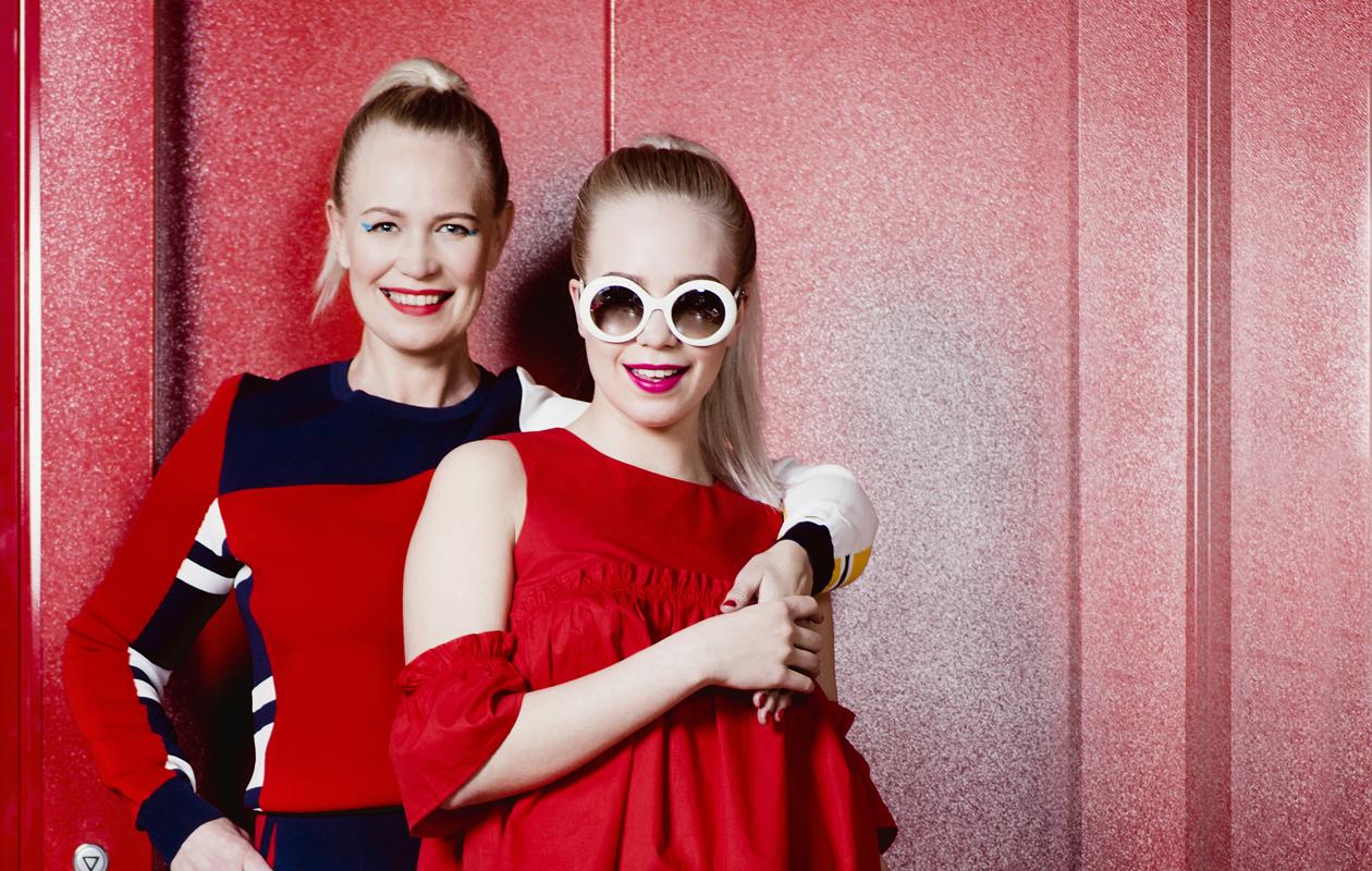 Johanna ja Olivia Oras