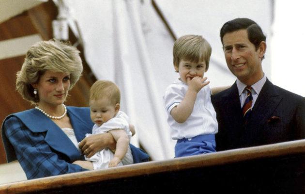 Prinssi Charles ei rakastanut Dianaa edes hääpäivänä