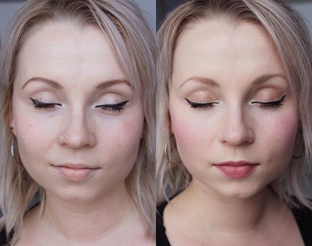 Meikkaaja arvioi ja korjaa meikkimokat – katso havainnekuvat: näin meikkaamme itse ja näin meidän kannattaisi meikata