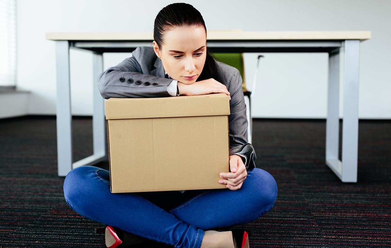 7 syytä, miksi saatatkin olla onnekas, jos olet joskus saanut potkut