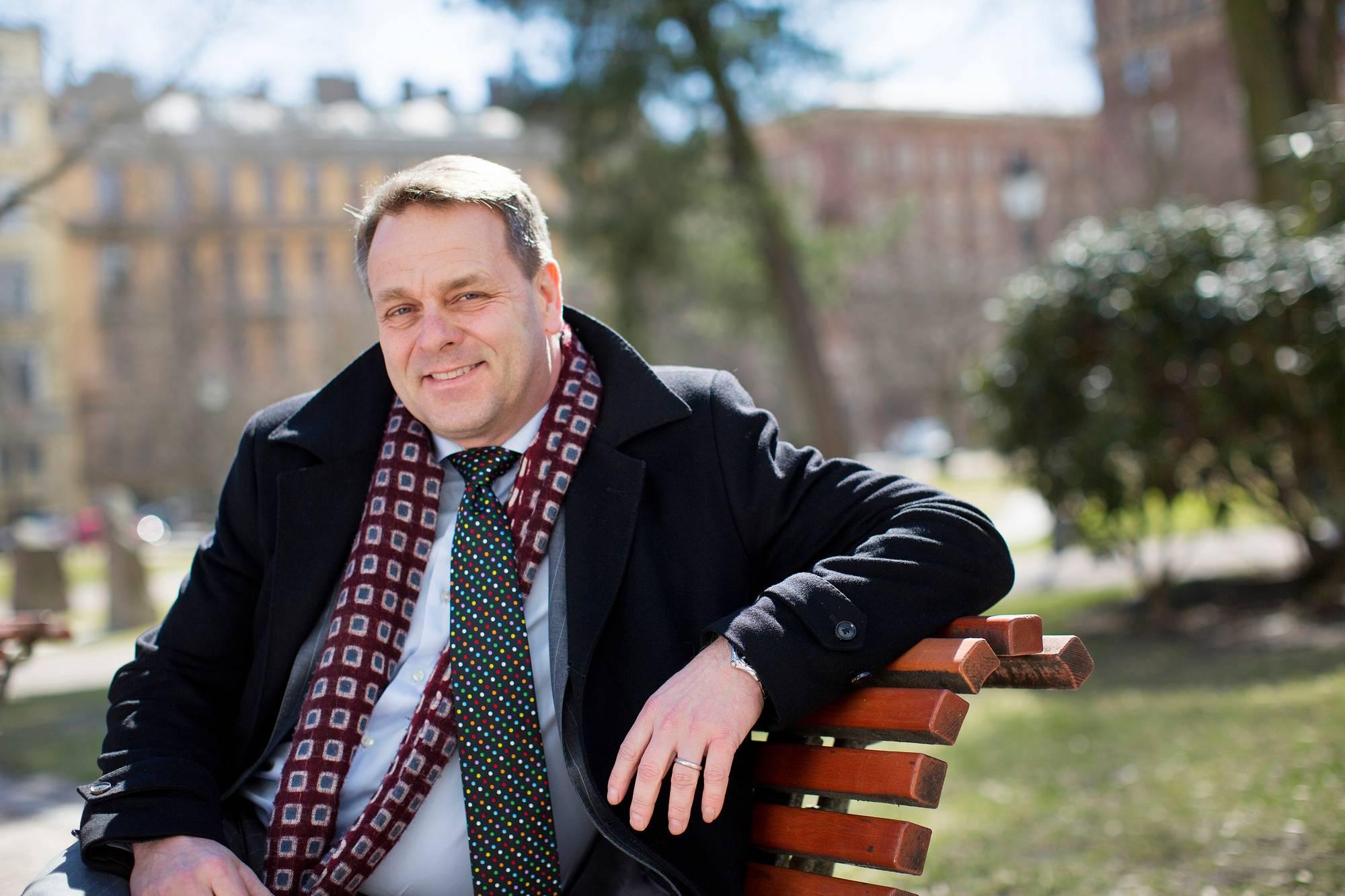Jan Vapaavuori on Helsingin pormestari