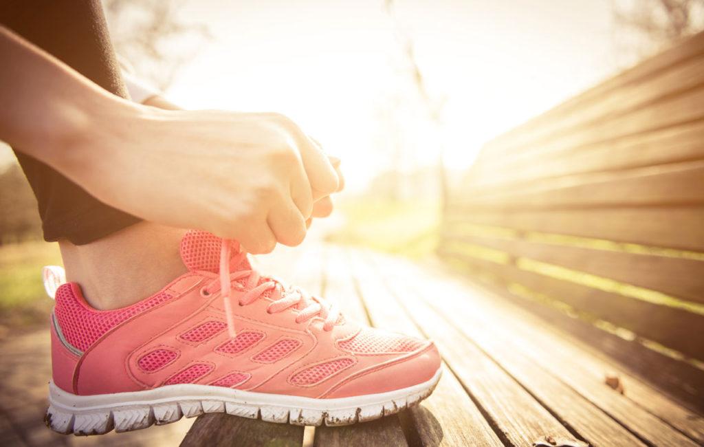 Kävely on erinomainen tapa aloittaa liikunnan harrastaminen.