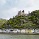 Rein on kuulu romanttisista linnoistaan.