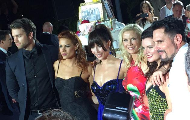 Kauniit ja rohkeat -juhlat Monacossa.
