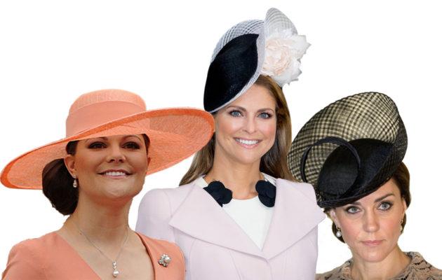 Kopioi kuninkaallinen kesätyyli – säväytä hatulla kuin Victoria, Madeleine ja Catherine