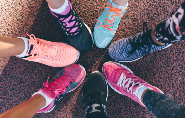 Valitse oikeat juoksukengät