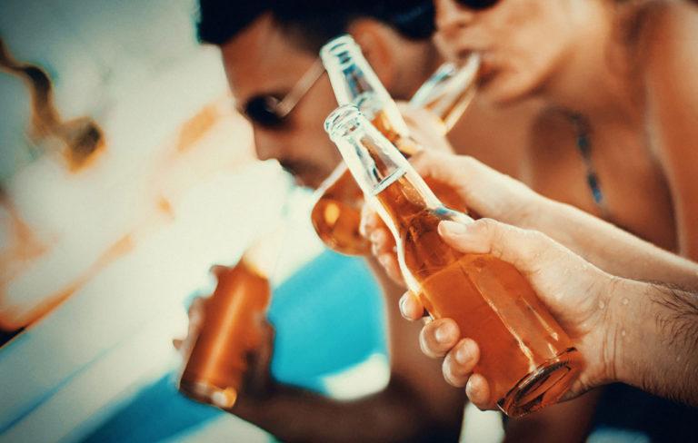 Liiallinen alkoholin käyttö