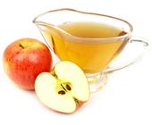 omenaviinietikka ja hiivatulehdus