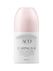 Aco Deo Caring 3 in 1 -antiperspirantti