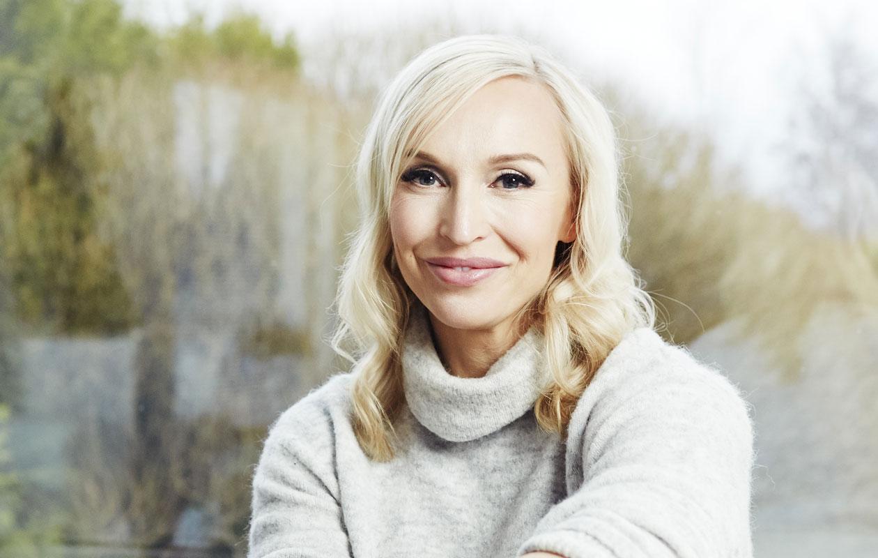 Jutta Gustafsberg ja retriitti