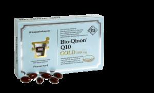 Bio-Qinon Q10 -ravintolisä