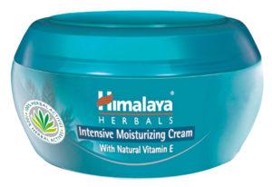 Himalaya Herbals Intensive Moisturizing Cream sopii koko kropalle, myös kasvoille, 150 ml 5 e.