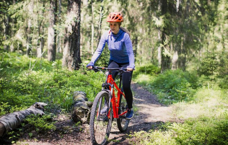 Maastopyöräily harrastuksena