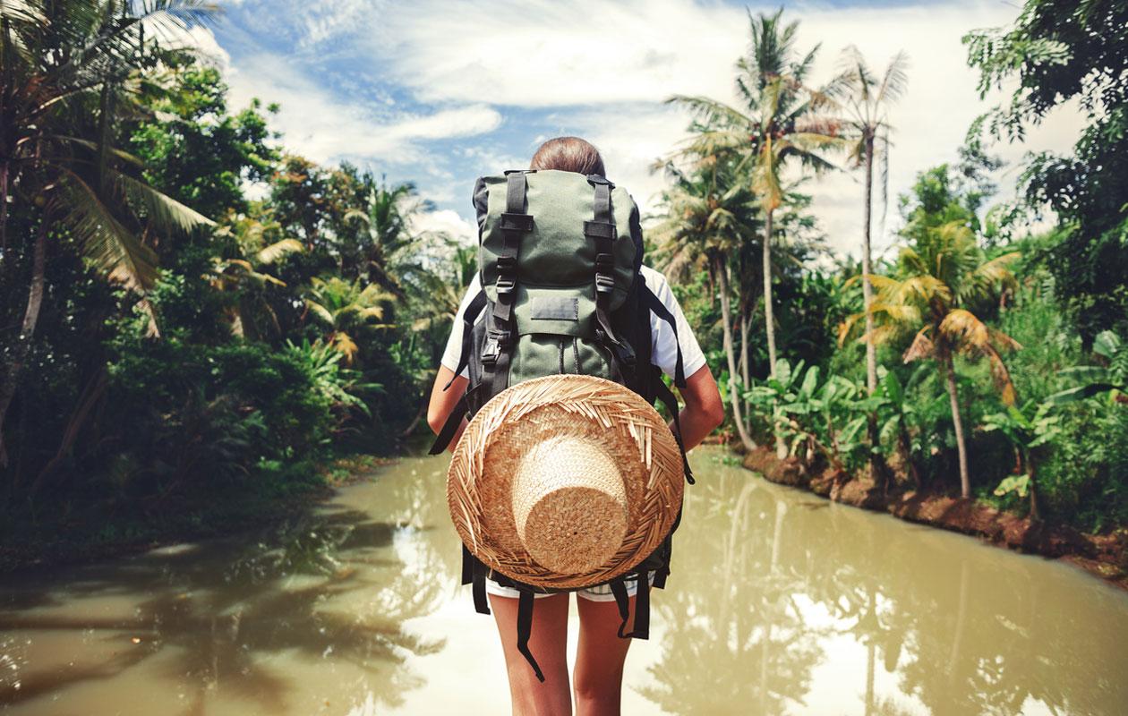 Pienellä budjetilla matkailu