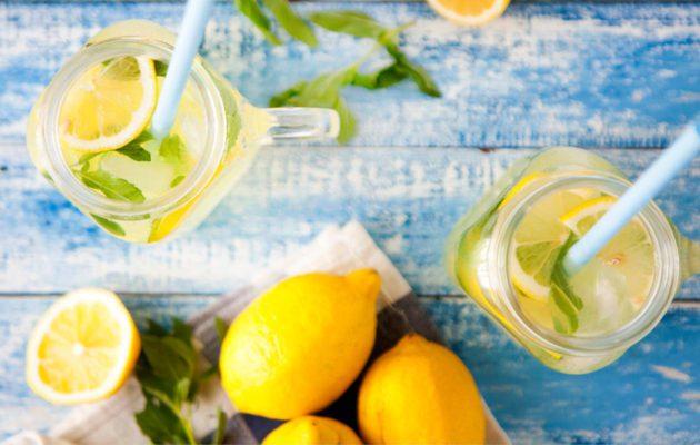 Kiihtyykö aineenvaihdunta sitruunalla?