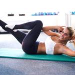 Testaa 30 päivän vatsalihashaastetta!