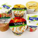 Kasvipohjaiset jogurtit ovat mainio vaihtoehto maitopohjaisille jogurteille.