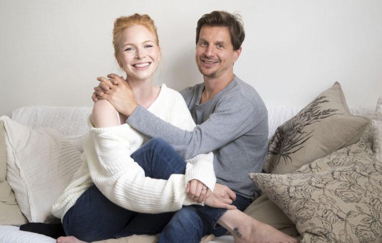 Jenny Rostain ja Tommi Kovanen