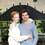 Tommi Kovanen ja Jenny Rostain ovat hiljattain muuttaneet yhteiseen kotiin.