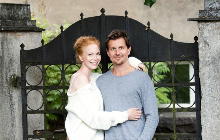 Tommi Kovanen ja Jenny Rostain.