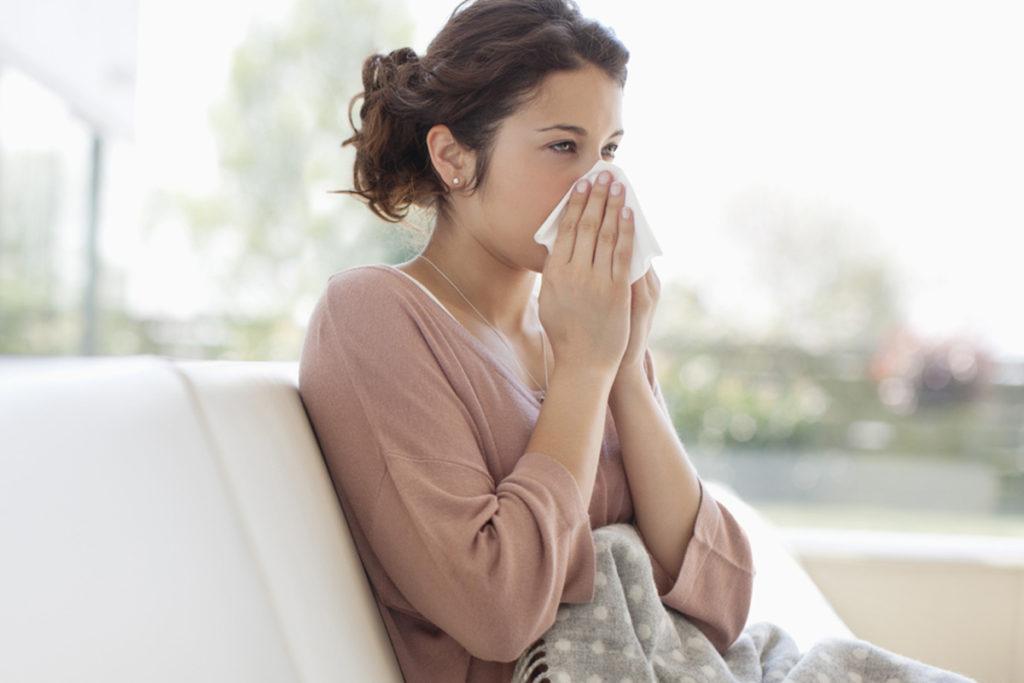 Likainen ilmanvaihto voi aiheuttaa tukkoisuutta ja muita oireita.