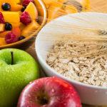 Monipuolinen ruokavalio takaa sen, että saat riittävästi kuitua.