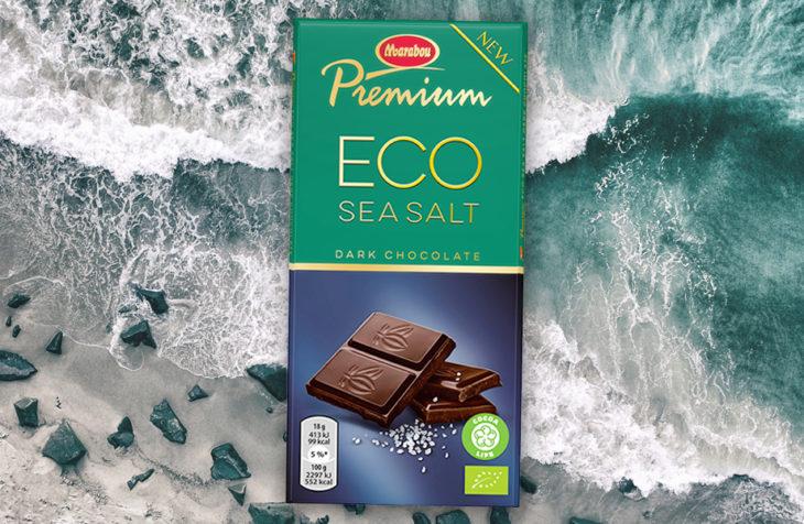 Marabou Premium ECO Seasalt -suklaa