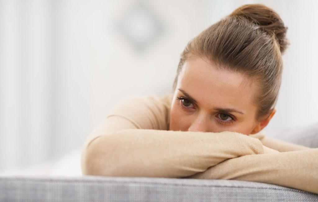 Vakavassa masennuksessa ihminen ei enää ehkä jaksa edes ärtyä: millään ei ole väliä.