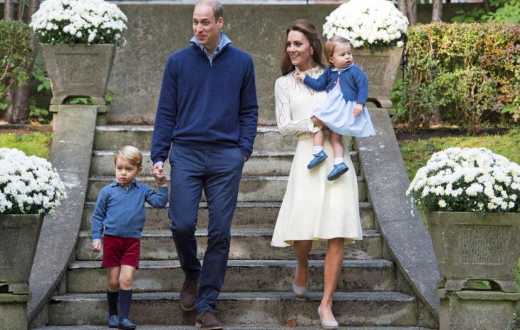 Prinssi Georgea ei kutsuta koulussa prinssiksi – mutta mikä on hänen sukunimensä?