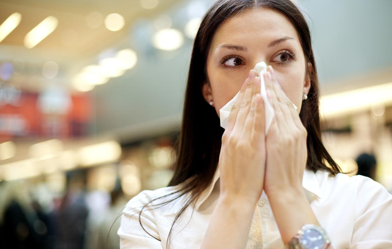 Saatko oireita tuoksuista ja hajuista? Joka kolmas suomalainen kärsii tuoksuherkkyydestä